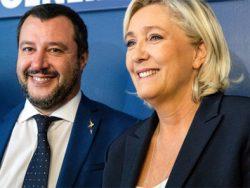 Lo strano linguaggio di Matteo Salvini