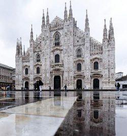 L'Italia in quarantena